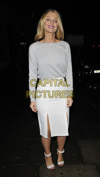 LONDON, ENGLAND - DECEMBER 04: Olivia Newman-Young attends the &quot;A Night With Nick&quot; annual charity fundraiser in aid of The Stroke Association, Cafe KaiZen, Hanover Square, on Thursday December 04, 2014 in London, England, UK. <br /> CAP/CAN<br /> &copy;Can Nguyen/Capital Pictures