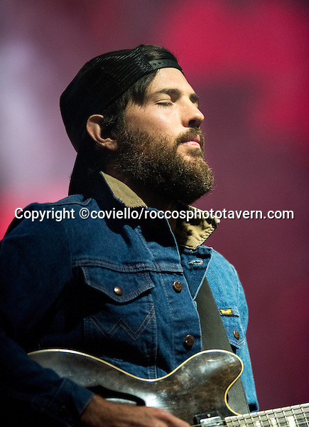 Avette Brothers at Boston Calling September 25, 2015.