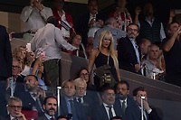 Atmosphere during the Atletico de Madrid against Juventus Uefa Champions League football match at Wanda Metropolitano stadium in Madrid on September 18, 2019.
