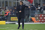 Antonio Conte Head coach of Inter during the Coppa Italia match at Giuseppe Meazza, Milan. Picture date: 14th January 2020. Picture credit should read: Jonathan Moscrop/Sportimage