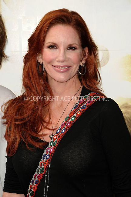 WWW.ACEPIXS.COM . . . . . ....April 3 2011, Los Angeles....Melissa Gilbert arriving at the premiere of ' 'Born To Be Wild 3-D' at the California Science Center on April 3, 2011 in Los Angeles, CA....Please byline: PETER WEST - ACEPIXS.COM....Ace Pictures, Inc:  ..(212) 243-8787 or (646) 679 0430..e-mail: picturedesk@acepixs.com..web: http://www.acepixs.com