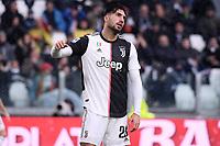 Emre Can of Juventus <br /> Torino 1-12-2019 Juventus Stadium <br /> Football Serie A 2019/2020 <br /> Juventus FC - US Sassuolo 2-2 <br /> Photo Federico Tardito / Insidefoto