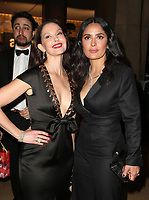 7 January 2018 -  Beverly Hills, California - Ashley Judd, Salma Hayek, 75th Annual Golden Globe Awards_Roaming held at The Beverly Hilton Hotel. <br /> CAP/ADM/FS<br /> &copy;FS/ADM/Capital Pictures