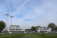 General view of the ground ahead of Essex Eagles vs Hampshire, Royal London One-Day Cup Cricket at The Cloudfm County Ground on 30th April 2017