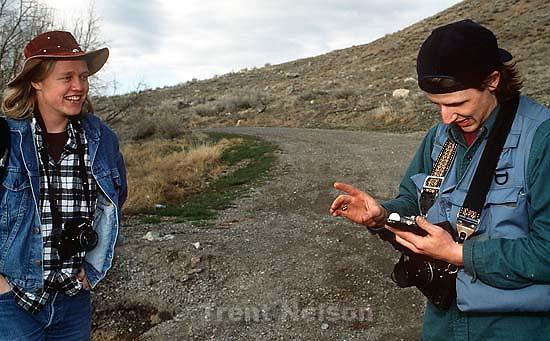 Jason Olson and Brent Stevens<br />