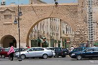 Tripoli, Libya - Medina Entry Arch, Green Square