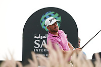 Graeme McDowell (NIR) on the 14th during Round 2 of the Saudi International at the Royal Greens Golf and Country Club, King Abdullah Economic City, Saudi Arabia. 31/01/2020<br /> Picture: Golffile | Thos Caffrey<br /> <br /> <br /> All photo usage must carry mandatory copyright credit (© Golffile | Thos Caffrey)