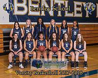 171130 Bentley Girls Varsity and JV Basketball T&I