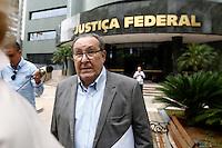 CURITIBA, PR,03.02.2017 – LAVA JATO –  O engenheiro Zwi Skornicki, chega a sede da Justiça Federal para participar do depoimento na tarde desta sexta-feira (03). ( Foto: Paulo Lisboa/Brazil Photo Press)