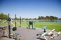 Playground at Cerritos Park