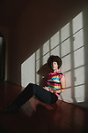Angeleno Becki Chernoff, photographed at her home in Los Angeles October 4, 2016<br /> <br /> Photo by Brinson+Banks