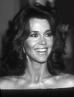Jane Fonda Undated<br /> Photo By John Barrett/PHOTOlink