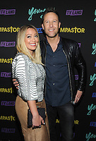 NEW YORK, NY - SEPTEMBER 27:  Hilary Duff  and Michael Rosenbaum from the cast of 'Younger'  attends the 'Younger' Season 3 and 'Impastor' Season 2 New York premiere party at Vandal on September 27, 2016 in New York City.   Photo Credit: John Palmer/MediaPunch