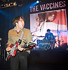The Vaccines<br /> performing live at The Forum, Kentish Town, London, Great Britain <br /> 23rd August 2011 <br /> <br /> The Vaccines are an English indie rock band, formed in London in 2010. The band's debut album, What Did You Expect from the Vaccines? was released through Columbia Records on 14 March 2011 and reached number 4 in the UK album charts.<br /> <br /> Justin Young  (lead vocals)<br /> &Aacute;rni Hj&ouml;rvar<br /> Freddie Cowan<br /> Pete Robertson<br /> <br /> Photograph by Elliott Franks