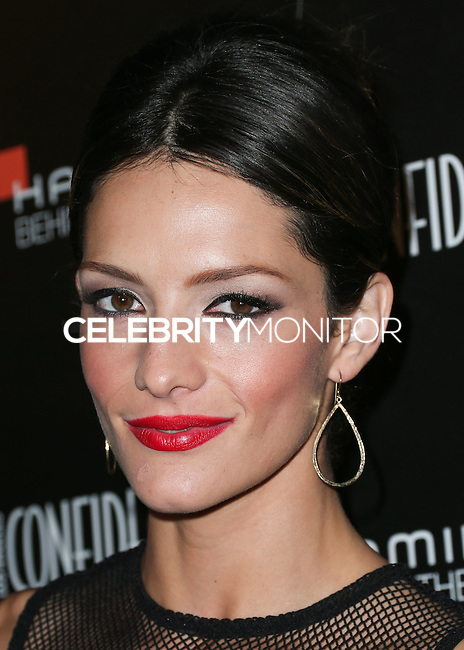 LOS ANGELES, CA, USA - NOVEMBER 09: Sandra Vergara arrives at the 8th Annual Hamilton Behind The Camera Awards held at The Wilshire Ebell Theatre on November 9, 2014 in Los Angeles, California, United States. (Photo by Xavier Collin/Celebrity Monitor)