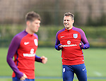 England's Phil Jagielka during training at the Tottenham Hotspur Training Centre.  Photo credit should read: David Klein/Sportimage