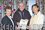 Eileen Moynihan, Archdeacon Michael Murphy and Kathleen O'Regan-Sheppard from Tralee Road who won an award at the Killarney Looking Good annual awards in the Dromhall Hotel on Thursday night