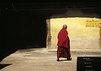 From the seventeenth century until recently, Drepung was the largest monastic university in the world and home to as many as 10,000 monks. The Gelugpa sect of Tibetan Buddhism is the order of the Dalai Lamas and the great monastic universities that first appeared in the middle ages and flourished in isolation until 1951.