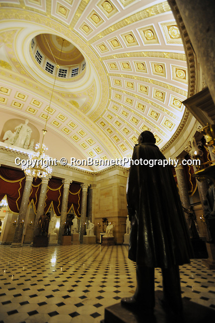 Statuary Hall US Capitol Washington DC, Statuary Hall, Inside US Capitol, Rotunda of US Capitol, United States Capitol Washington D.C., United States Capital and legislature, Federal government of the United States of America Washington D.C., Art Photography, Bennett Photography,award winning photography,