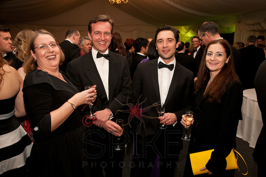 A line-up from 36 Bedford Row are from left, Michelle Simpson, Matthew Lowe, Chris Lane and Hannah Markham