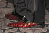 Red shoes worn by United States Representative Matt Gaetz (Republican of Florida) as he attends the 2019 White House Correspondents Association Annual Dinner at the Washington Hilton Hotel on Saturday, April 27, 2019.<br /> Credit: Ron Sachs / CNP<br /> <br /> (RESTRICTION: NO New York or New Jersey Newspapers or newspapers within a 75 mile radius of New York City)