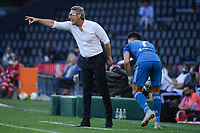 Luca Gotti, Udinese coach,<br /> during the Serie A football match between Udinese Calcio and Juventus FC at Friuli stadium in Udine <br />  (Italy), July 23th, 2020. Play resumes behind closed doors following the outbreak of the coronavirus disease. Photo Federico Tardito / Insidefoto