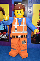 WESTWOOD, CA - FEBRUARY 02: Atmosphere attends the Premiere Of Warner Bros. Pictures' 'The Lego Movie 2: The Second Part' at Regency Village Theatre on February 2, 2019 in Westwood, California.<br /> CAP/ROT/TM<br /> ©TM/ROT/Capital Pictures