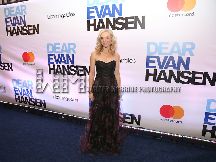 Rachel Bay Jones attends the Broadway Opening Night After Party for 'Dear Evan Hansen'  at The Pierre Hotel on December 3, 2016 in New York City.