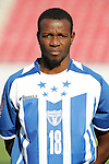13 March 2008: Jose Cesar Guity (HON) (18). The Honduras U-23 Men's National Team defeated the Cuba U-23 Men's National Team 2-0 at Raymond James Stadium in Tampa, FL in a Group A game during the 2008 CONCACAF's Men's Olympic Qualifying Tournament.
