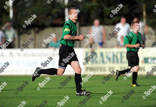 2012-08-14 / Voetbal / seizoen 2012-2013 / KSK Branddonk / Kevin Van den Bliek..Foto: Mpics.be