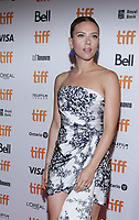 """TORONTO, ONTARIO - SEPTEMBER 08: Scarlett Johansson attends the """"Marriage Story"""" premiere during the 2019 Toronto International Film Festival at Winter Garden Theatre on September 08, 2019 in Toronto, Canada. <br /> CAP/MPI/IS/PICJER<br /> ©PICJER/IS/MPI/Capital Pictures"""
