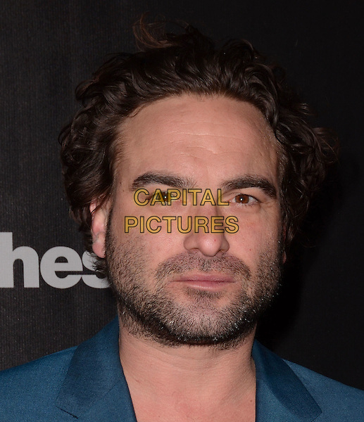 05 November - Los Angeles, Ca - Johnny Galecki. Arrivals for the official launch party of the video game &quot;Fallout 4&quot; held at a private location in Downtown LA.  <br /> CAP/ADM/BT<br /> &copy;BT/ADM/Capital Pictures