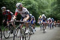 Jonas Van Genechten (BEL/IAM)<br /> <br /> Belgian National Road Cycling Championships 2016<br /> Les Lacs de l'Eau d'Heure