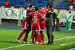 Cali- América venció 3 goles por 0 a Depor F.C en el partido correspondiente a la novena jornada del Torneo Finalización de la B, desarrollado el 8 de septiembre en el estadio Pascual Guerrero.