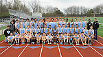 4-22-16, Skyline High School boy's track team