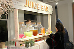 Cocktail Juice Bar at the Old Navy Summer 2015 collection preview in New York City.