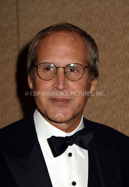 12th Annual Magical Birthday Bash to benefit the Christopher Reeve Paralysis Foundation at the Marriott Marquis. Pictured is: Chevy Chase. New York, September 25, 2002. Please byline: Alecsey Boldeskul/NY Photo Press.   ..*PAY-PER-USE*      ....NY Photo Press:  ..phone (646) 267-6913;   ..e-mail: info@nyphotopress.com