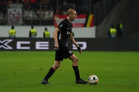 Sebastian Rode (Eintracht Frankfurt) - 24.10.2019:  Eintracht Frankfurt vs. Standard Lüttich, UEFA Europa League, Gruppenphase, Commerzbank Arena<br /> DISCLAIMER: DFL regulations prohibit any use of photographs as image sequences and/or quasi-video.