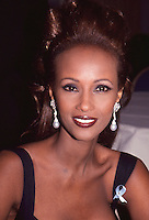 Iman 1993 by Jonathan Green