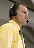 This is Ken Hodge's tenth season as radio color analyst for Boston College hockey broadcasts. - The Northeastern University Huskies defeated the Boston College Eagles 3-2 on Friday, February 19, 2010, at Matthews Arena in Boston, Massachusetts.