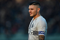 Mauro Icardi of Internazionale looks on during the Serie A 2018/2019 football match between Empoli and Internazionale at stadio Castellani, Empoli, December, 29, 2018 <br /> Foto Andrea Staccioli / Insidefoto