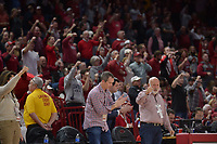 NWA Democrat-Gazette/ANDY SHUPE<br /> Arkansas Minnesota Saturday, Dec. 9, 2017, during the second half in Bud Walton Arena. Visit nwadg.com/photos to see more photographs from the game.
