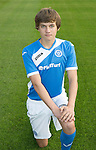 St Johnstone Academy Under 17&rsquo;s&hellip;2016-17<br />Igoe Spuryk<br />Picture by Graeme Hart.<br />Copyright Perthshire Picture Agency<br />Tel: 01738 623350  Mobile: 07990 594431
