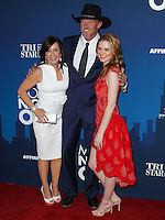 "HOLLYWOOD, LOS ANGELES, CA, USA - APRIL 29: Patricia Heaton, Trace Adkins, Sarah Drew at the Los Angeles Premiere Of TriStar Pictures' ""Mom's Night Out"" held at the TCL Chinese Theatre IMAX on April 29, 2014 in Hollywood, Los Angeles, California, United States. (Photo by Xavier Collin/Celebrity Monitor)"