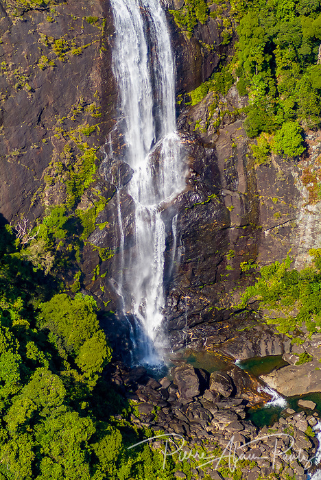 Cascade de Tao, province Nord