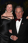 Diana Taylor, Mayor Michael Bloomberg.arriving for the 2010 White House Correspondents Dinner May 1, 2010 at the Washington Hilton Hotel in Washington, DC.  May 1, 2010.© Walter McBride /