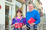 Budget Busters Listowel - Local Listowel Florist Betty McGrath, Pierce Walsh of John R's