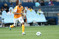 .Sporting Kansas City and Houston Dynamo played to a 1-1 tie at Sporting Park, Kansas City, Kansas.