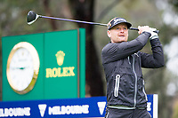 Soren Kjeldsen (DEN) during the second day of the World cup of Golf, The Metropolitan Golf Club, The Metropolitan Golf Club, Victoria, Australia. 23/11/2018<br /> Picture: Golffile | Anthony Powter<br /> <br /> <br /> All photo usage must carry mandatory copyright credit (© Golffile | Anthony Powter)