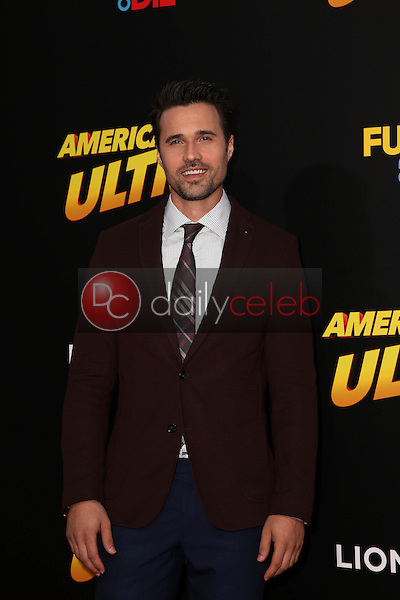 "Brett Dalton<br /> at the ""American Ultra"" Los Angeles Premiere, Ace Hotel, Los Angeles, CA 08-18-15<br /> David Edwards/Dailyceleb.com 818-249-4998"